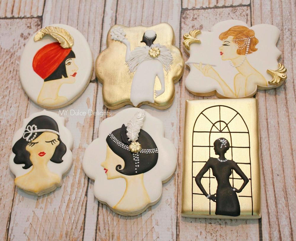 Gatsby Cookies