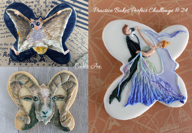 Elegance: Flying Squirrel, Sheep and Ballroom Dance