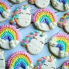 Unicorn Cookies 2