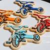 Triciclos de colores para el primer añito de Fausto!!