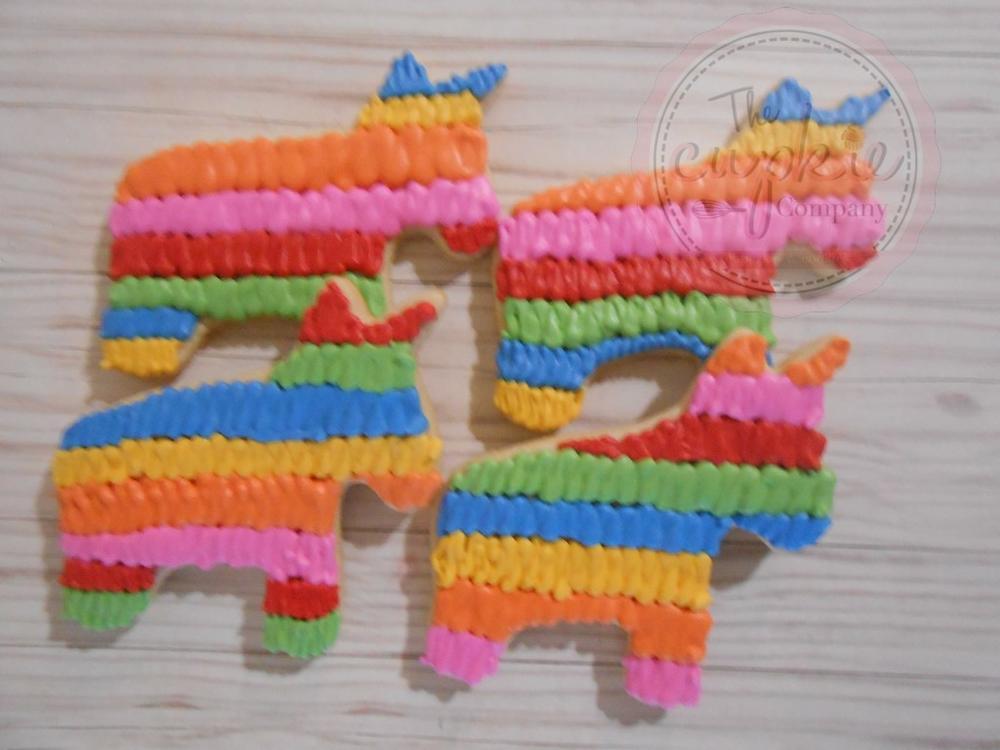 Piñatas de Burrito