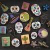 Day of the Dead Cookie Set