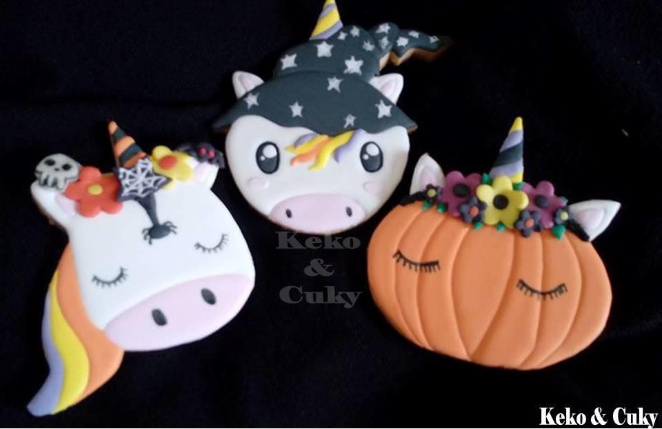 unicorn halloween party