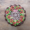 Vintage Poppies: Practice Bakes Perfect Challenge #25