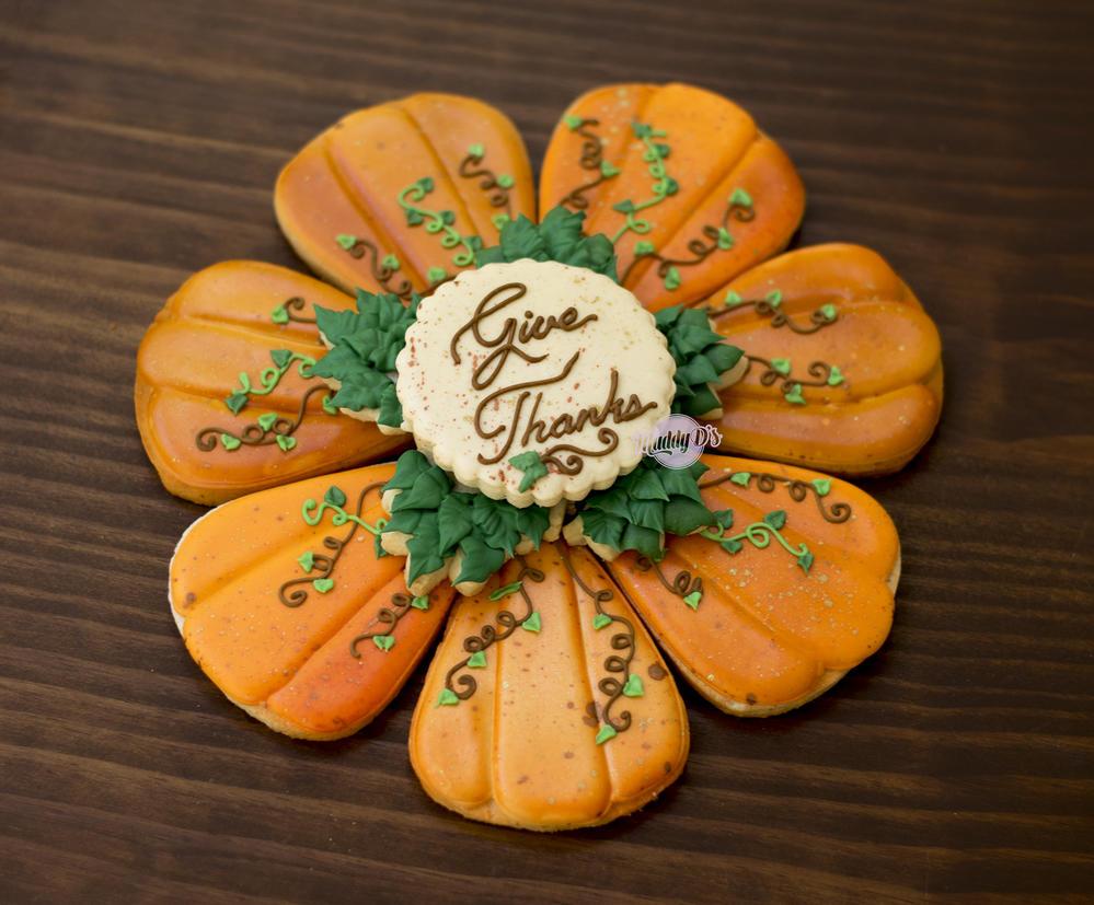 Pumpkin Platter 2