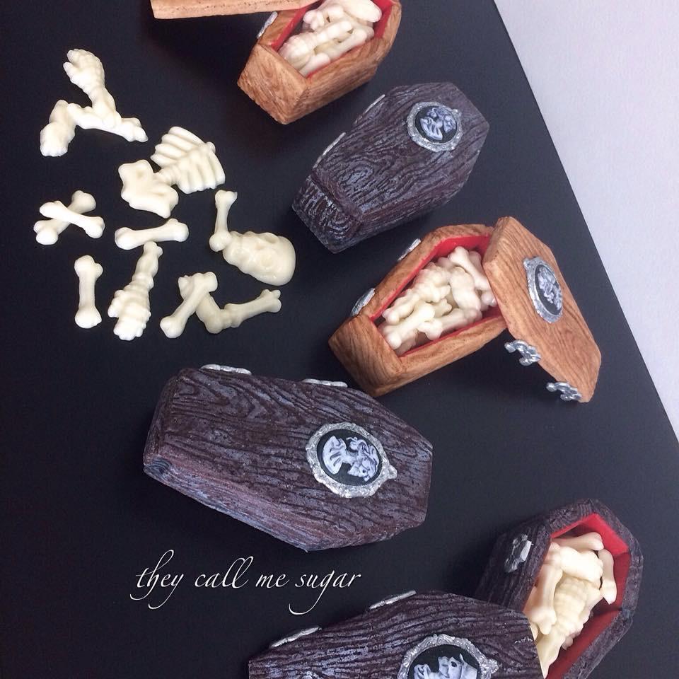 Coffin Cookies!