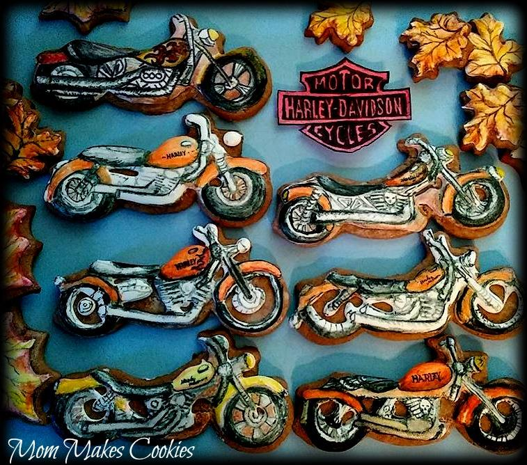 Harley Cookies Riding Club Set