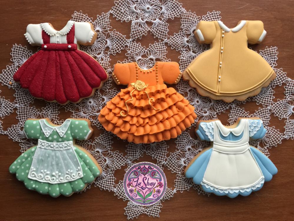 Vintage Girls' Dresses