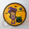 Halloween Gingerbread Box