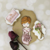 Dimensional Haute Couture Cookies