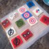 My nephew's bday cookies
