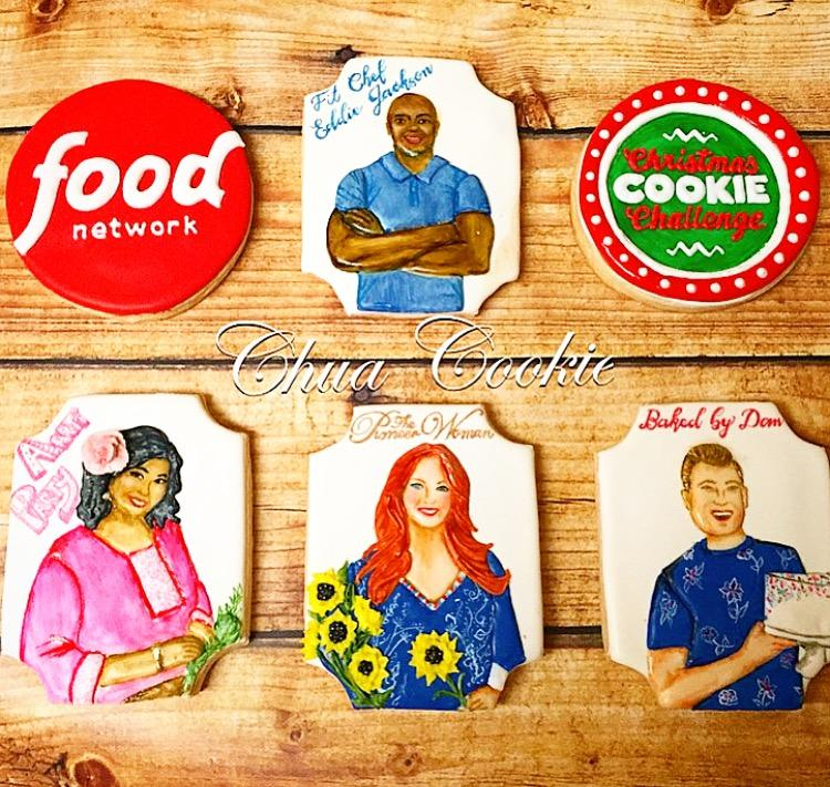 Food Network S Christmas Cookie Challenge Cookie Connection