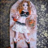 Halloween Doll Cookie