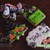 Halloween Unicorn Cookies