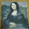 Gioconda (aka Mona Lisa) Cookie