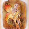November Fairy cookie