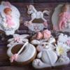 Baby girl Gingerbread cookies