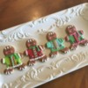 Jolly gingerbread men