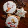 Noel gingerbread cookies