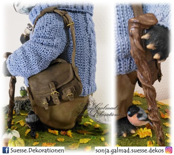 Mr. Badger_briefcase_walking_stick_sonja_galmad_kl