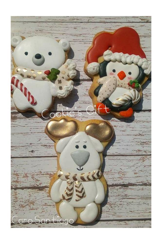 Set blanca navidad