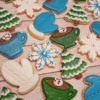 Chilly Weather Sugar Cookies by Sweethart Baking Experiment