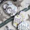 Julia's November Prettier Plaques Stencil Release