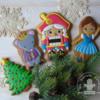 """Nutcracker"" set of Christmas toys"