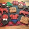 Lumberjack cookie