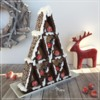 A Christmas Tree of Cookie Cards 2: Design, Cookie and Photo by Manu