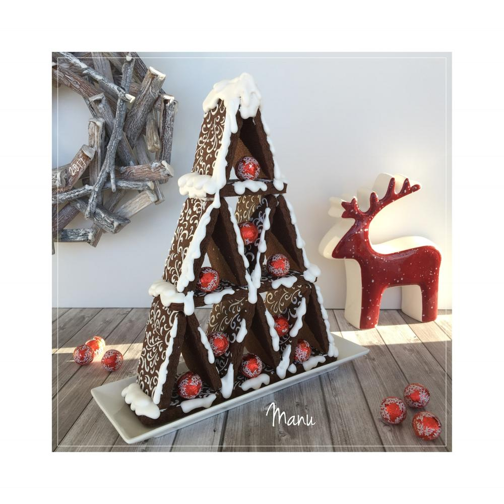A Christmas Tree of Cookie Cards 2 | Manu