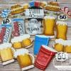 Cheers & Beers Birthday