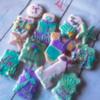 Mermaid 🧜🏽♀️ Inspired Cookies