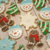 Wintery Christmas Set by Sweethart Baking Experiment