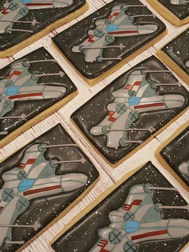 X-Wing Fighters by Sweethart Baking Experiment