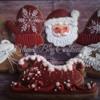 Red Santa Christmas Set