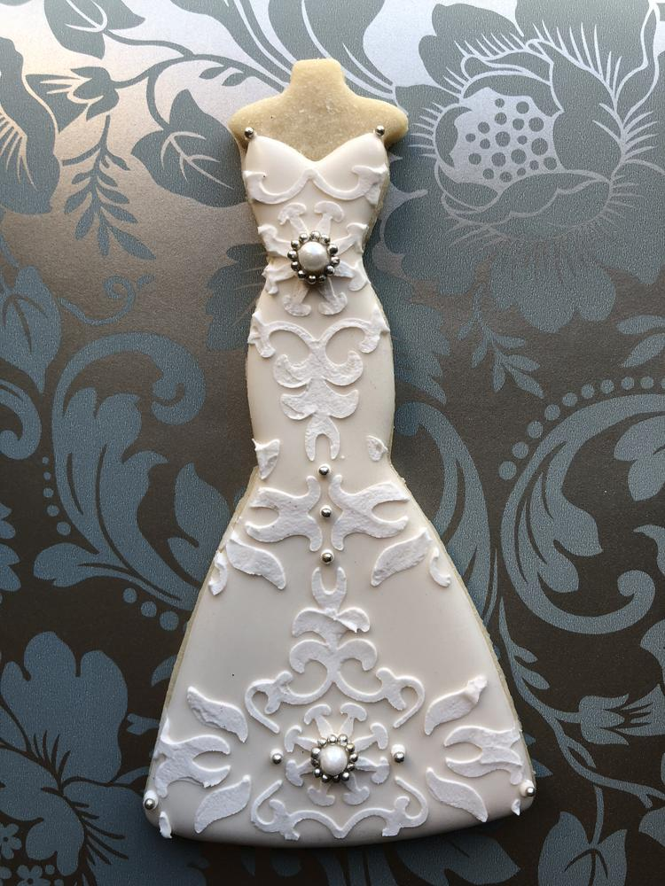 A wedding gown to remember