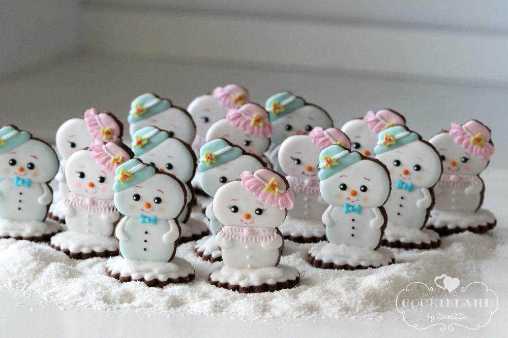 Snow babies!