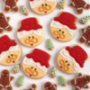 Mrs. Claus Cookies