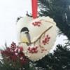 3-D Heart Ornament
