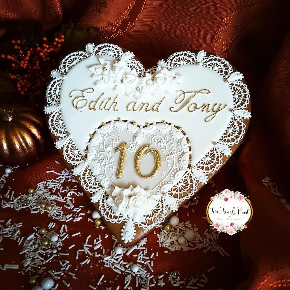 Edith and Tony