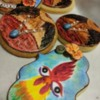 Moana theme cookies