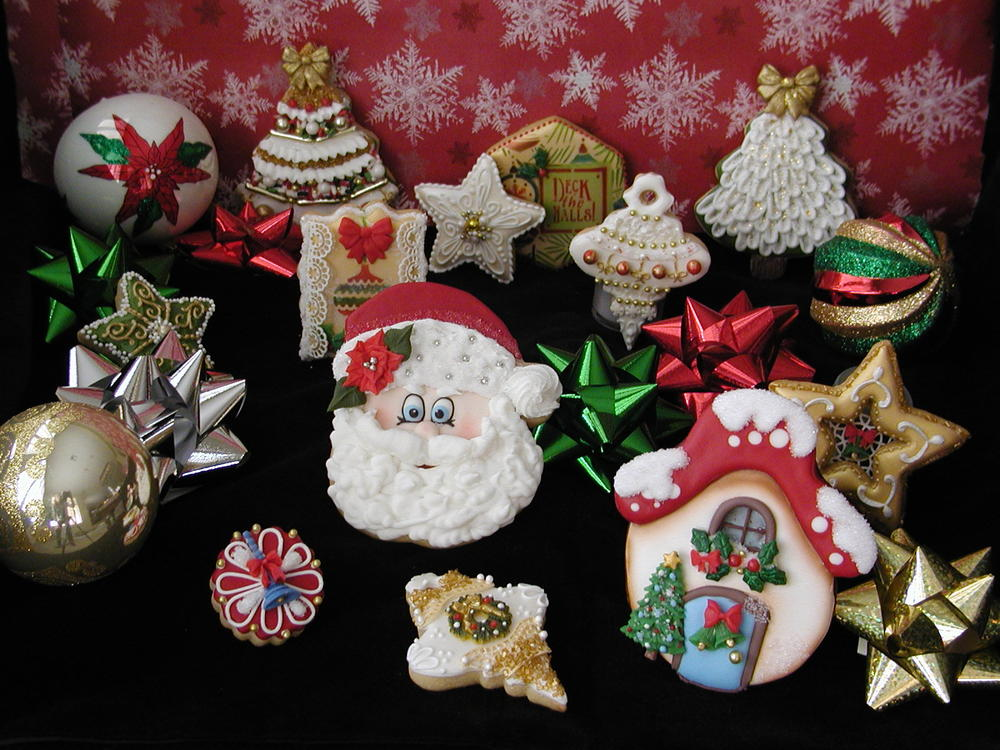 Christmas - A perfect time for cookies :)