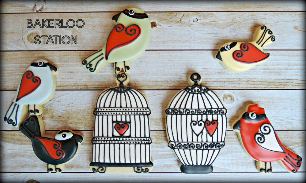 Love Birds | Bakerloo Station