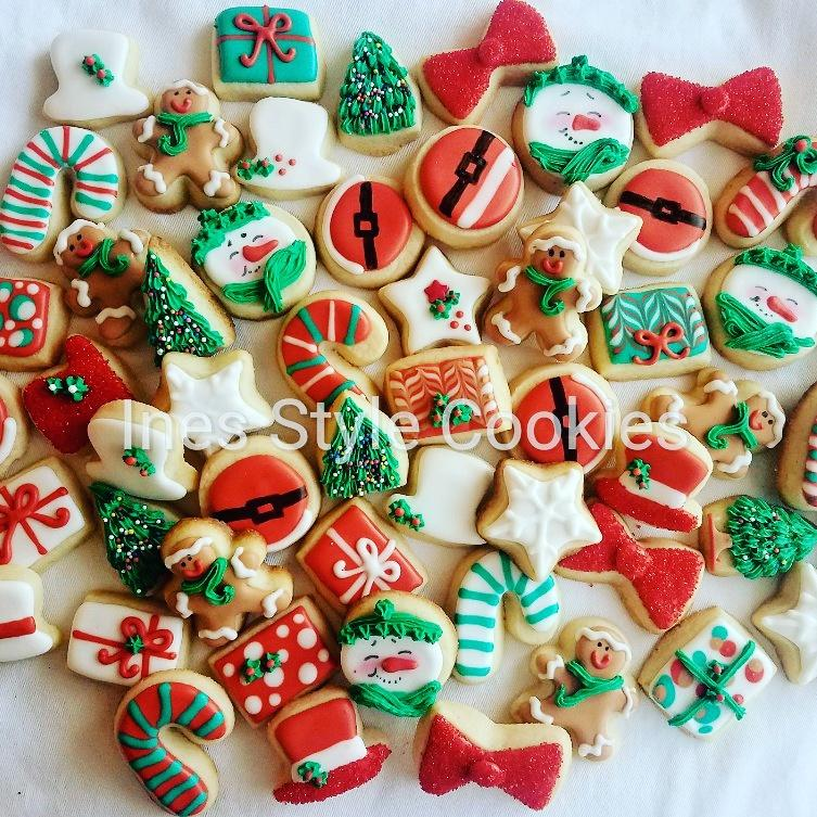 Mini Cookied
