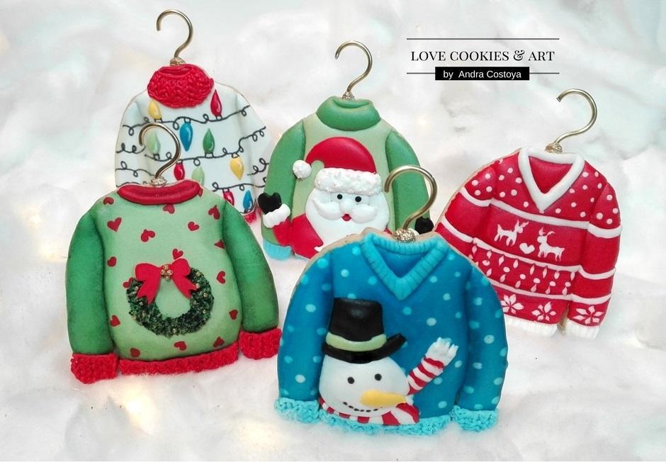 Navidad Ugly Sweater
