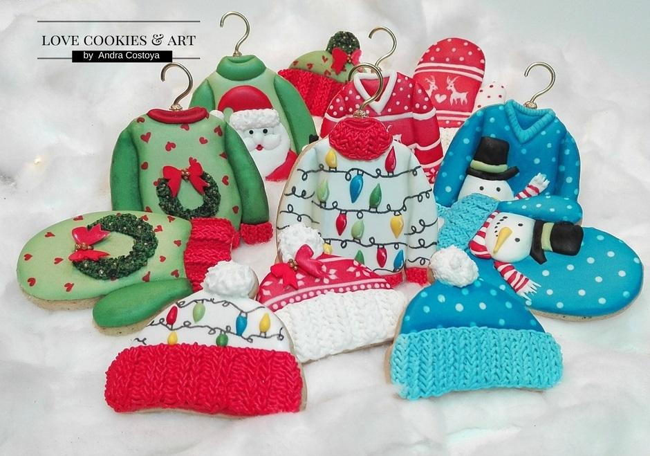 Ugly Christmas Sweater Sets