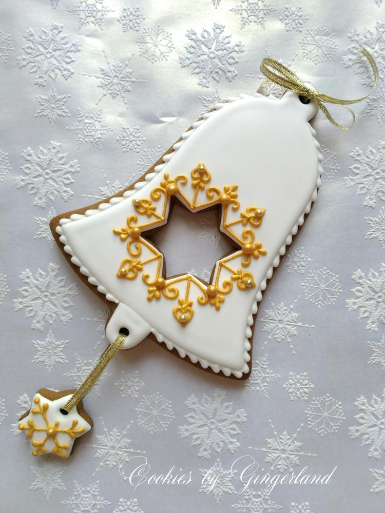 Christmas Bell Window Decoration