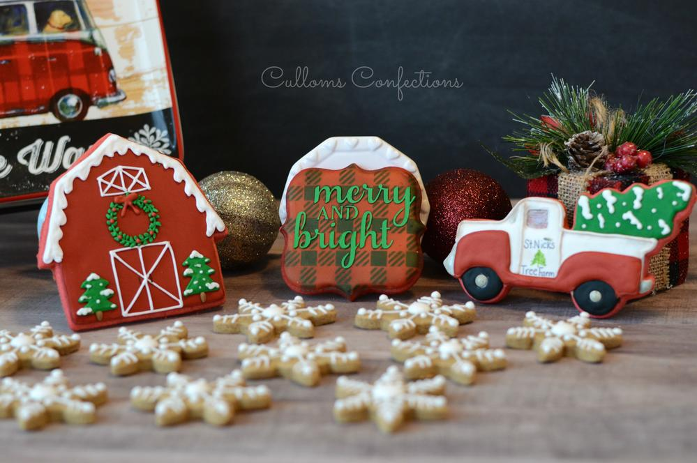 Vintage Country Christmas