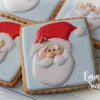 Santa Claus Cookies by Emma's Sweets